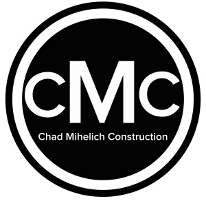 Construction logo Montana CMC Chad Mihelich