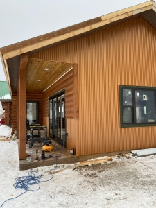 Construction contractor Montana Butte Remodel Addition Cabin